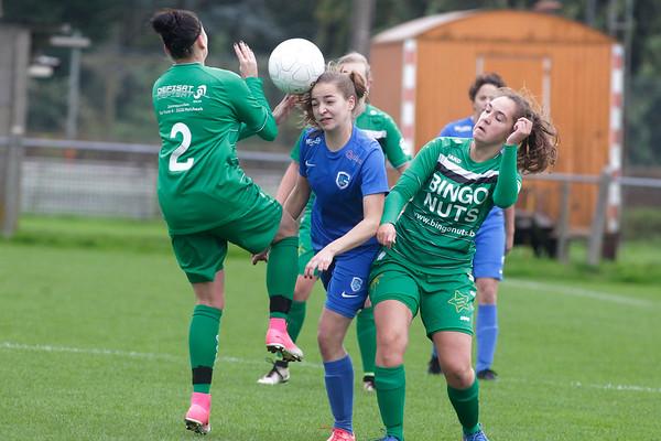 Janne Geers of KRC Genk Ladies
