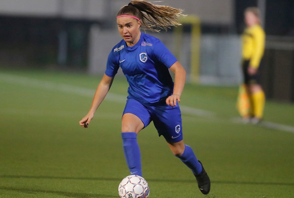 Davinia Vanmechelen of KRC Genk Ladies