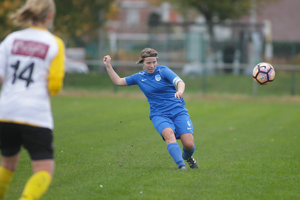 Kimberly Verbist of KRC Genk Ladies