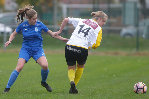 Bo Paulissen of KRC Genk Ladies