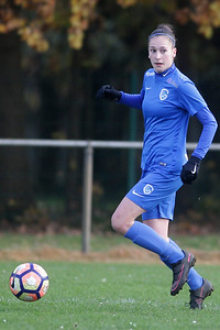 KRC Genk Ladies Beloften -  ASE De Chastre - Gwen Duijsters of KRC Genk Ladies