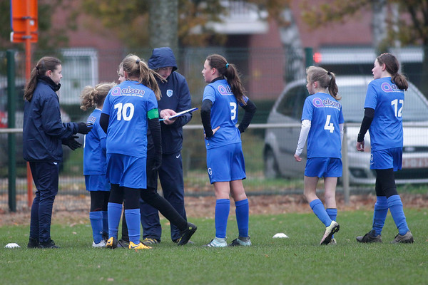 KRC Genk Ladies - U12