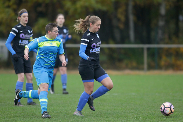 Jytte Dubois of KRC Genk Ladies