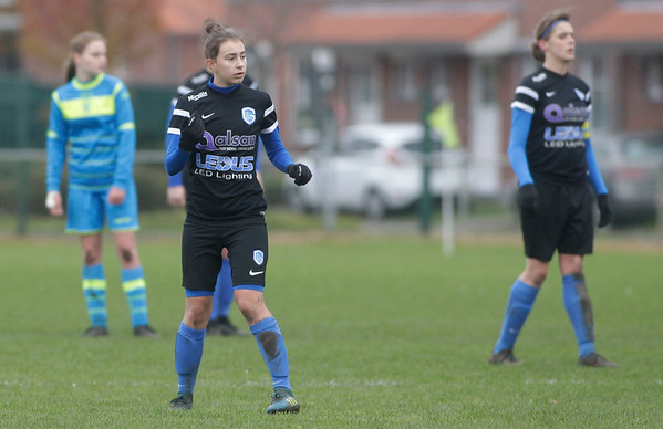Yoni Stals of KRC Genk Ladies