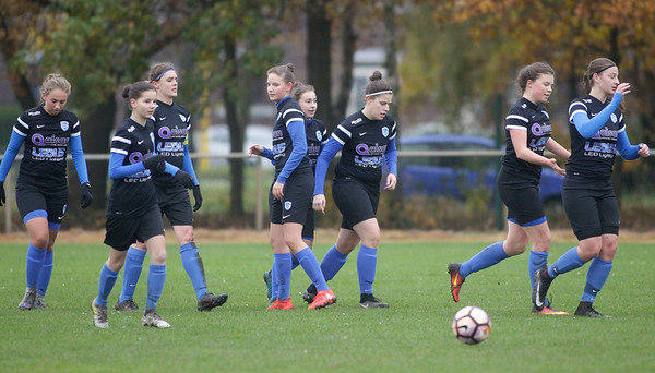 Illustratie of KRC Genk Ladies