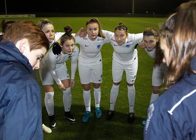 RSA Anderlecht - KRC Genk Ladies