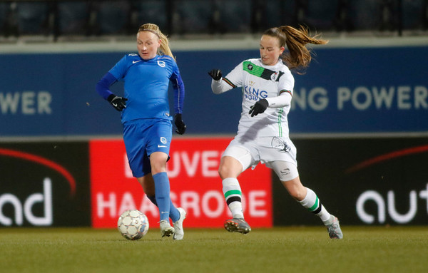 2018-02-24 - Leuven - OHL Leuven - KRC Genk Ladies - Silke Leynen of KRC Genk Ladies
