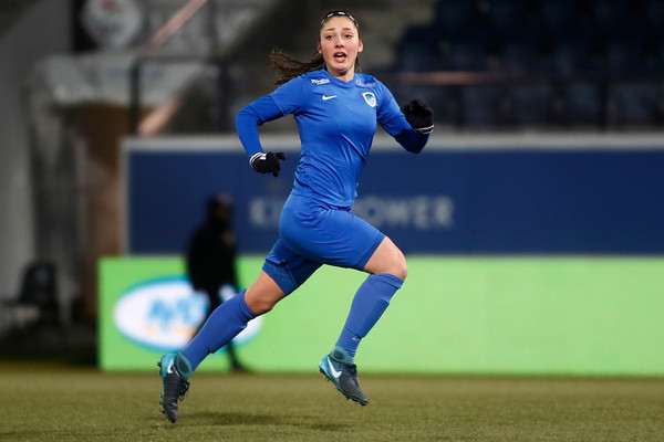 2018-02-24 - Leuven - OHL Leuven - KRC Genk Ladies - Amber Tysiak of KRC Genk Ladies