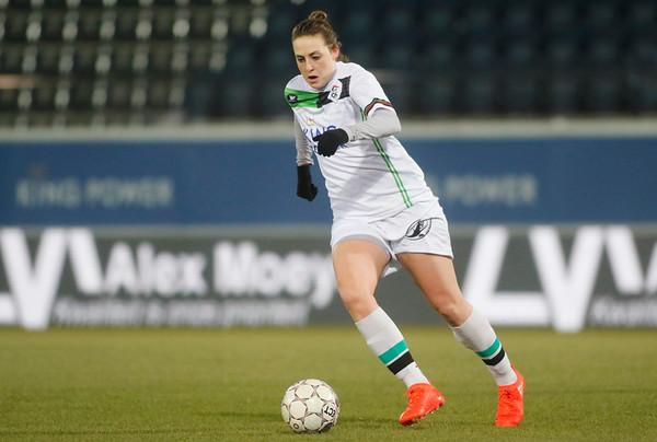 2018-02-24 - Leuven - OHL Leuven - KRC Genk Ladies - Britt Vanhamel of OHL Leuven