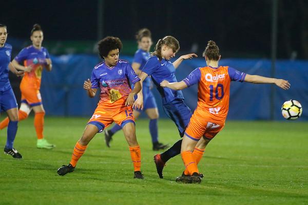 KRC Genk Ladies - KAA Gent Ladies
