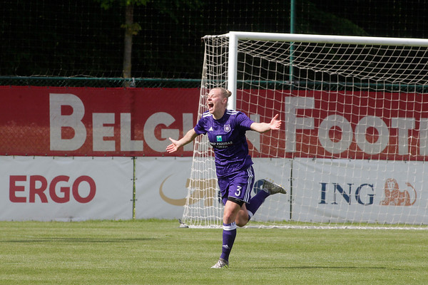 RSC Anderlecht Ladies  v KRC Genk Ladies