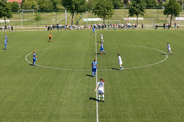 OHL Leuven ll - KRC Genk Ladies ll  - 13 Mei 2018 - (C) Davy Rietbergen / Cor Vos