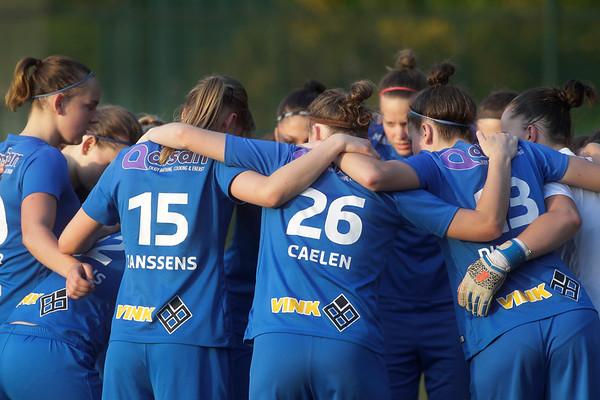 12-05-2018 - KRC Genk Ladies - KAA Gent Ladies