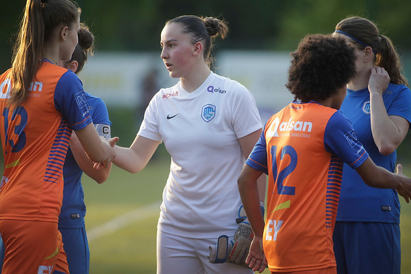 12-05-2018 - KRC Genk Ladies - KAA Gent Ladies