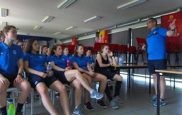 Beker van Belgie Vrouwen - KRC Genk Ladies  - Standard De Liege  -26 Mei 2018 - (C) Davy Rietbergen / Cor Vos