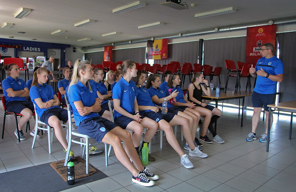 KRC Genk Ladies vs Standard De Liege - Women's Cup Final