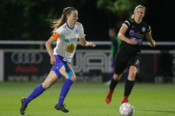 Gent - 27-04-2018 - KAA Gent Ladies - KRC Genk Ladies - Romy Camps of KAA Gent Ladies