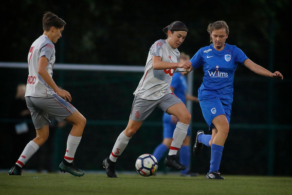 Super League - KRC Genk Ladies - Standard De Liege