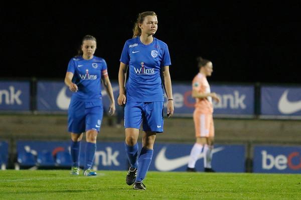 13-10-2018 - Genk - Super League - KRC Genk Ladies - RSC Anderlecht - Yuna Appermont of KRC Genk Ladies