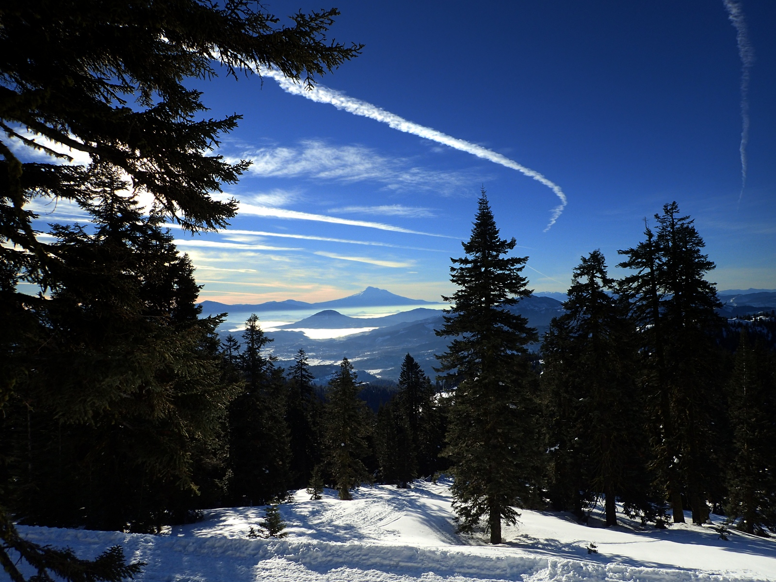 McDonald Peak Mount Ashland Oregon