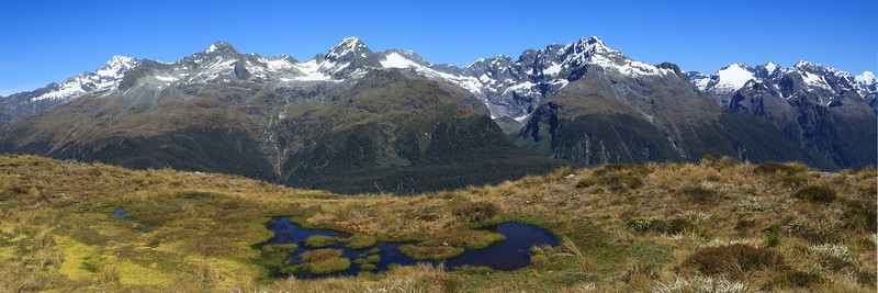 2017-01 New Zealand Routeburn Track