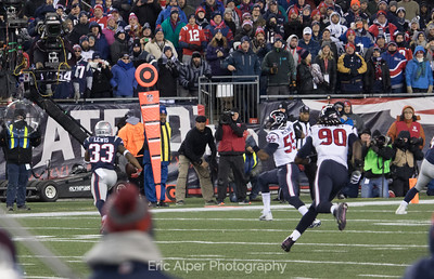 Deion Lewis running for the TD