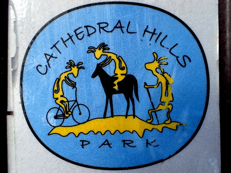 Cathedral Hills Park Grants Pass Oregon