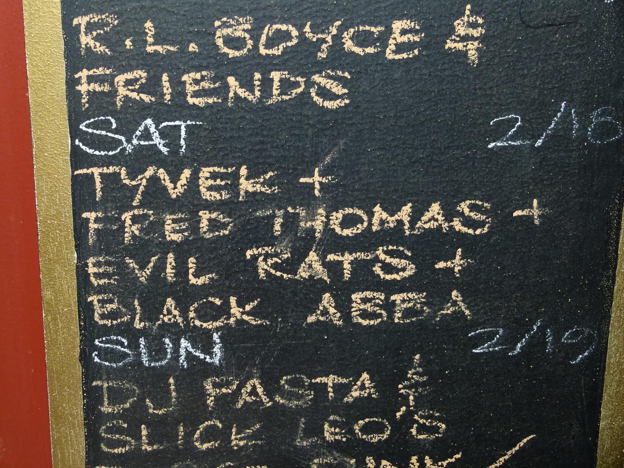 004 R. L. Boyce & Friends