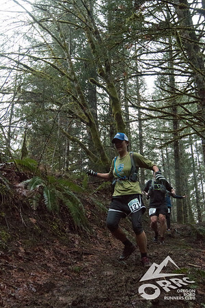 2017-02-18 Hagg Lake Mud Run 50k