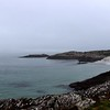 Panorama of West Cove. Pier to extreme right of picture...not really visible.