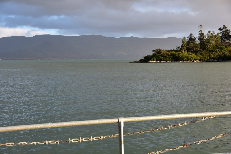 Sneem....Looking out towards Kenmare River from Oysterbed Pier