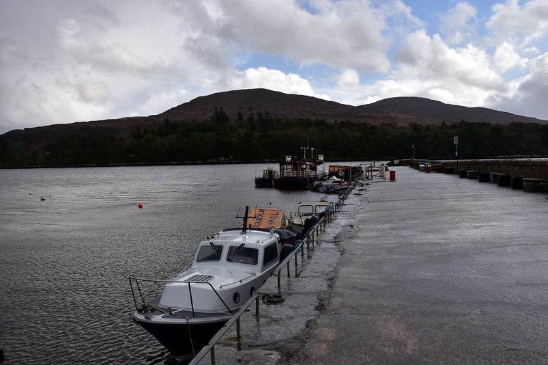 Kenmare Harbour and Pier