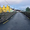 Sneem bridge which divides the village