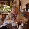 Having a tea/coffee in delicatessen in Sneem