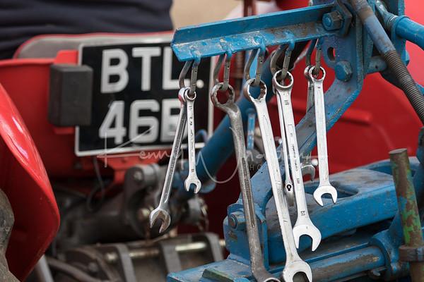 BTL 46B Massey Ferguson 35X