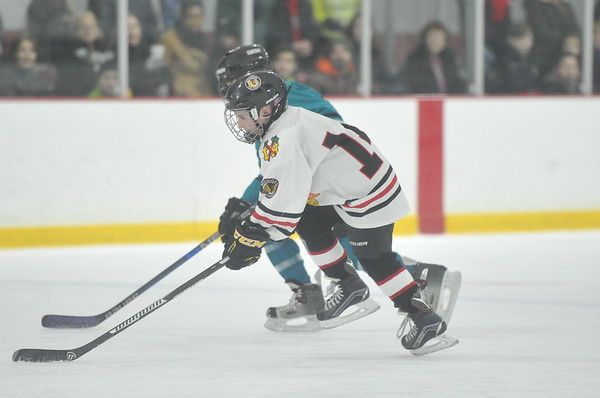 District 3 - Troy Sports Center / Fraser Hockeyland