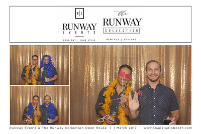 2017-03-01 Runway Events & The Runway Collection Open House