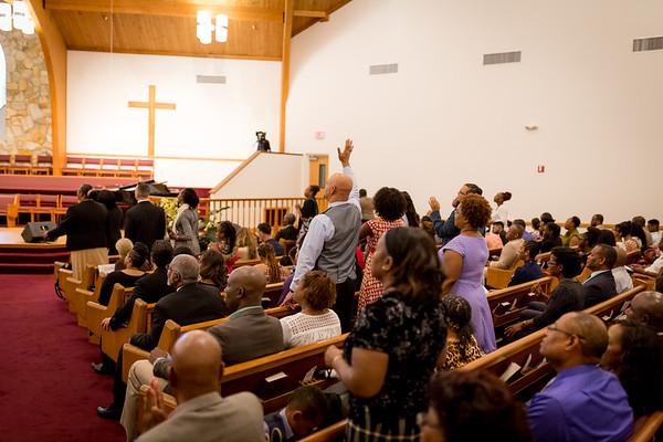 2017-03-25 Sabbath Divine Service (Communion)