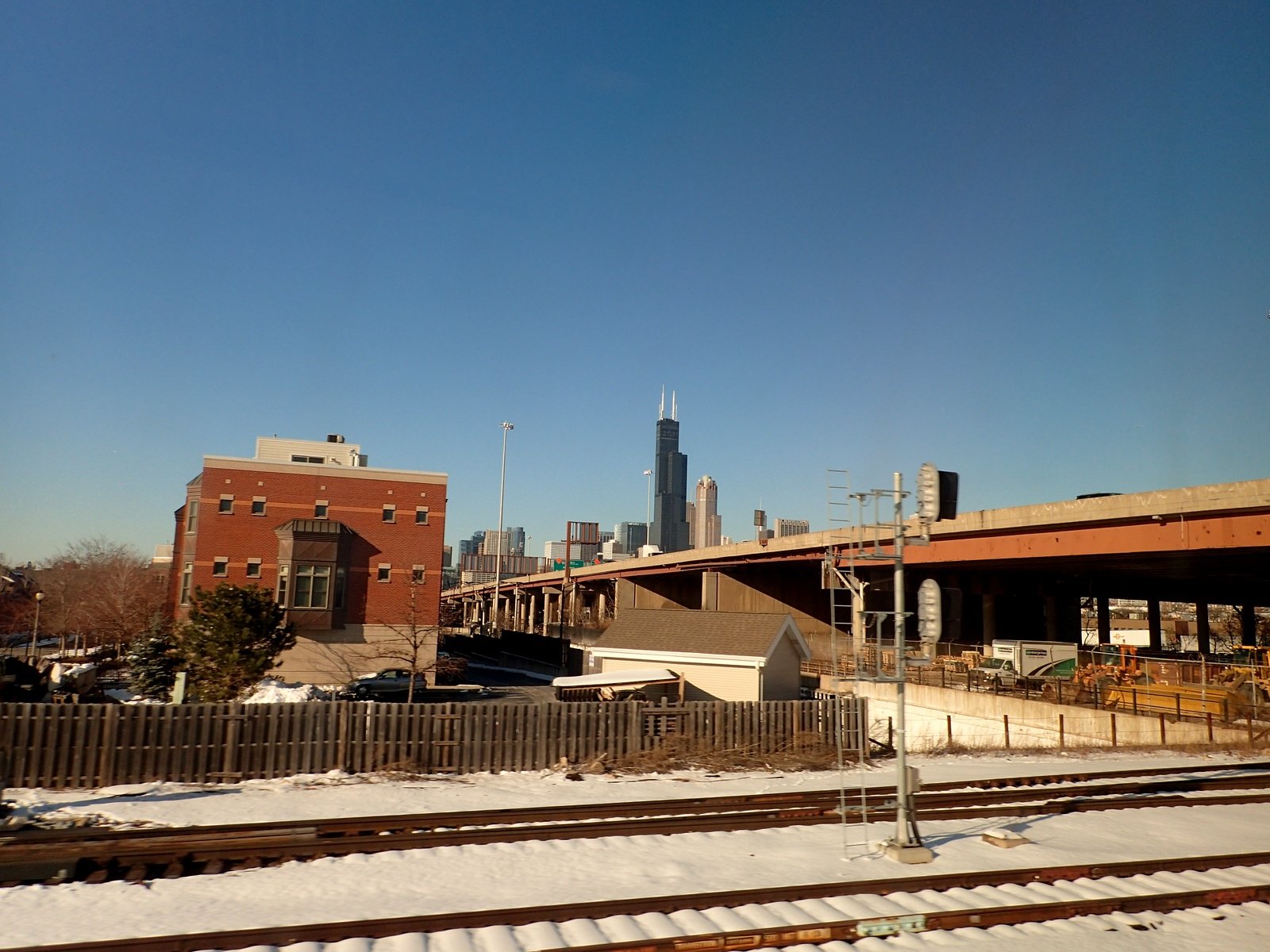 Amtrak Southwest Chief Chicago