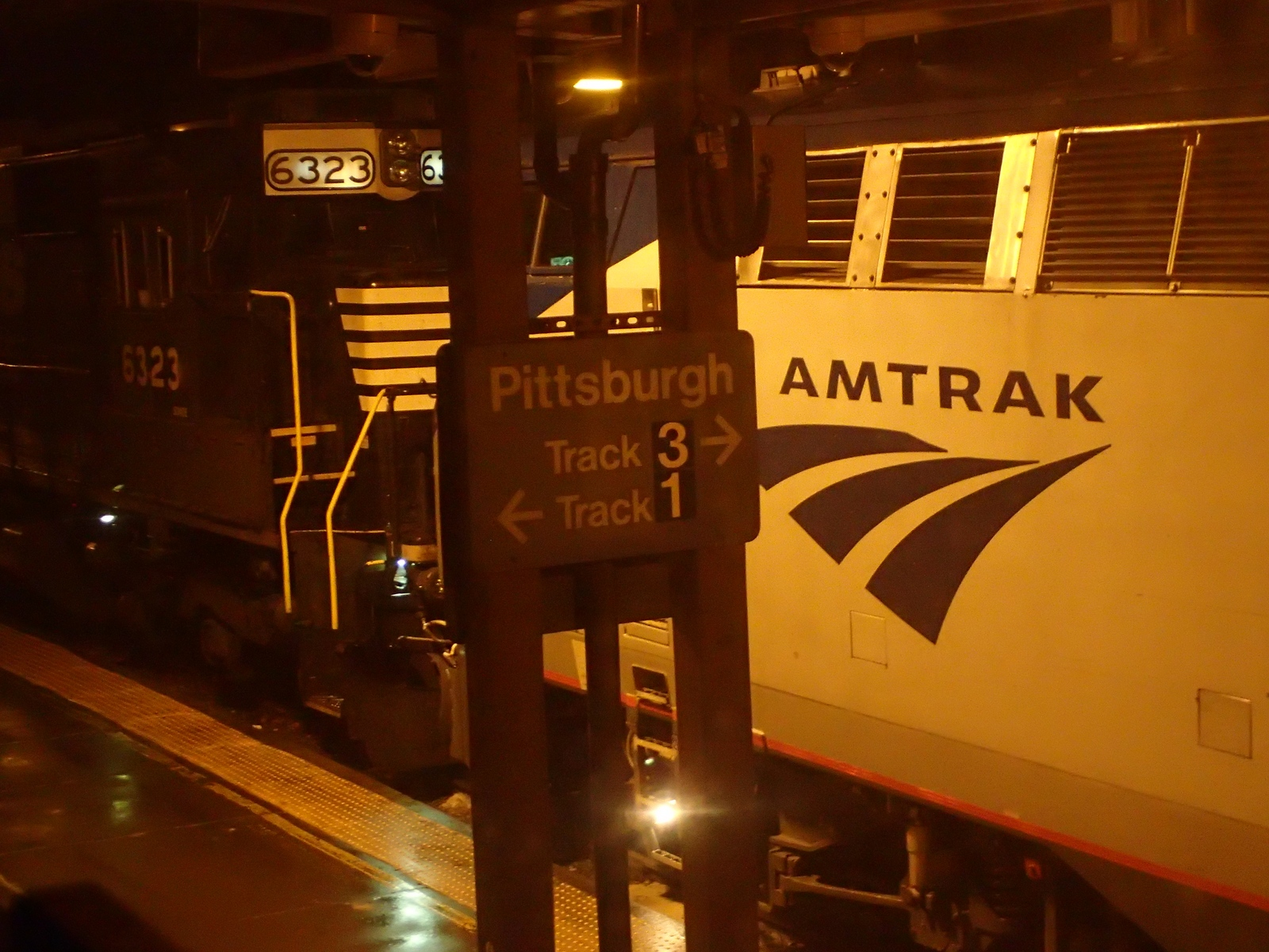 Amtrak Capitol Limited Washington DC
