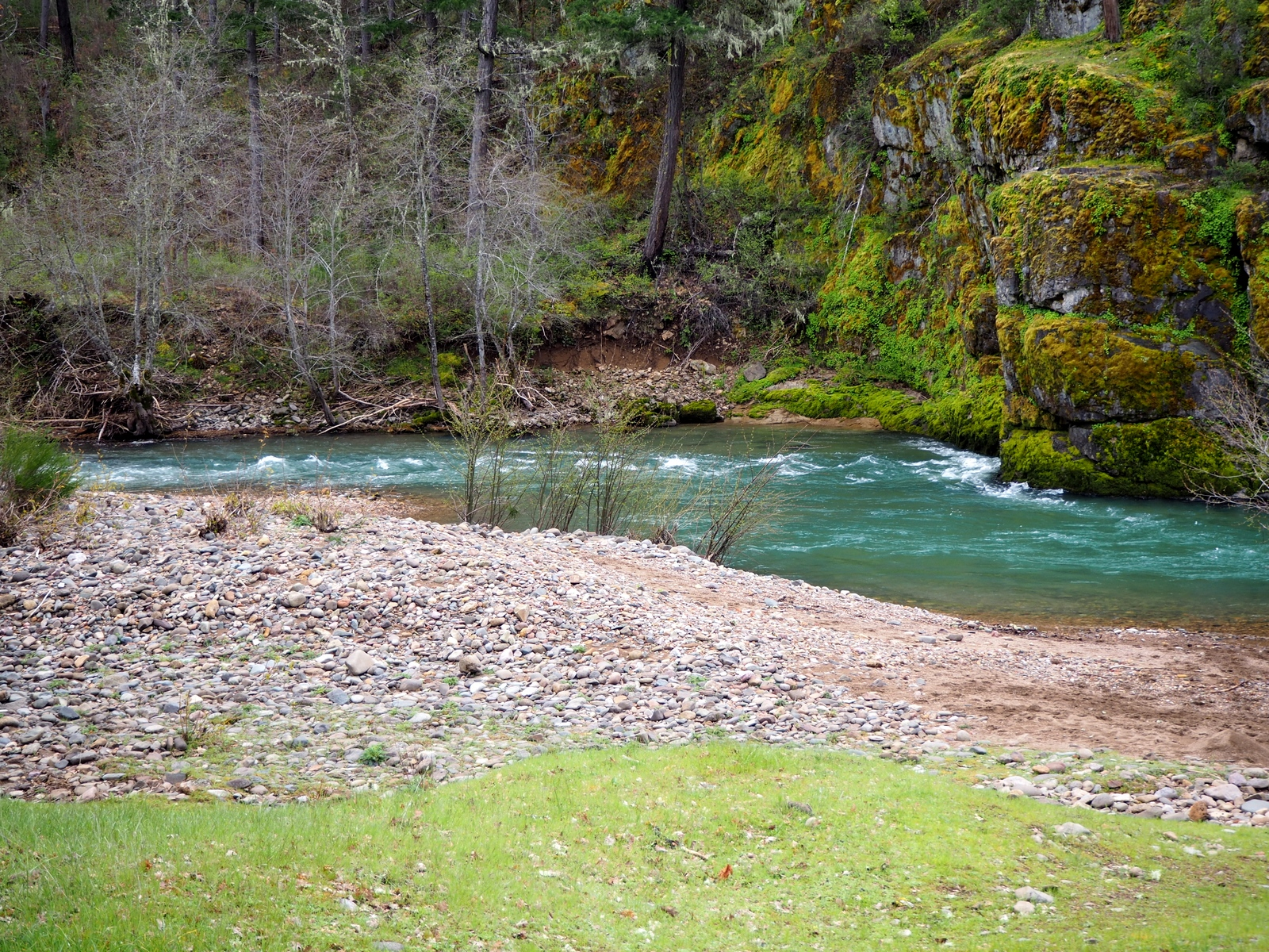 Rogue River Elk Creek Oregon