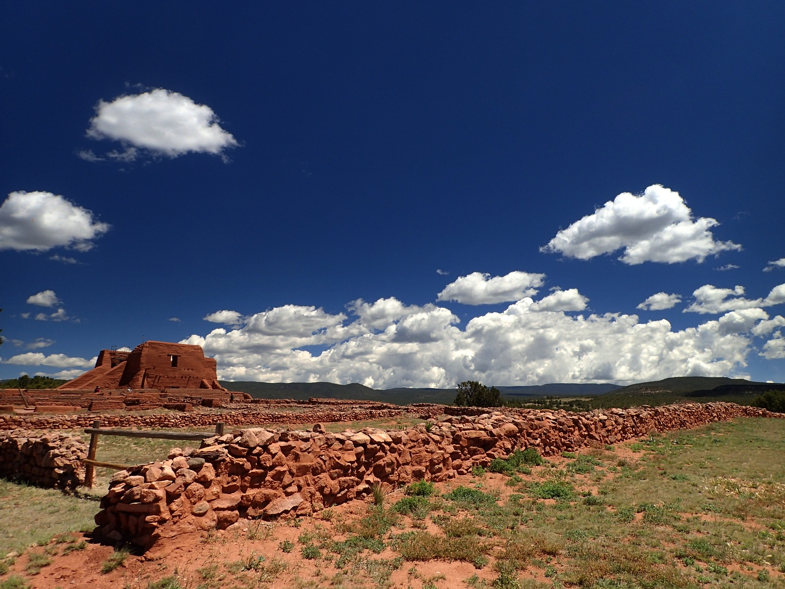 Pecos National Historical Park New Mexico