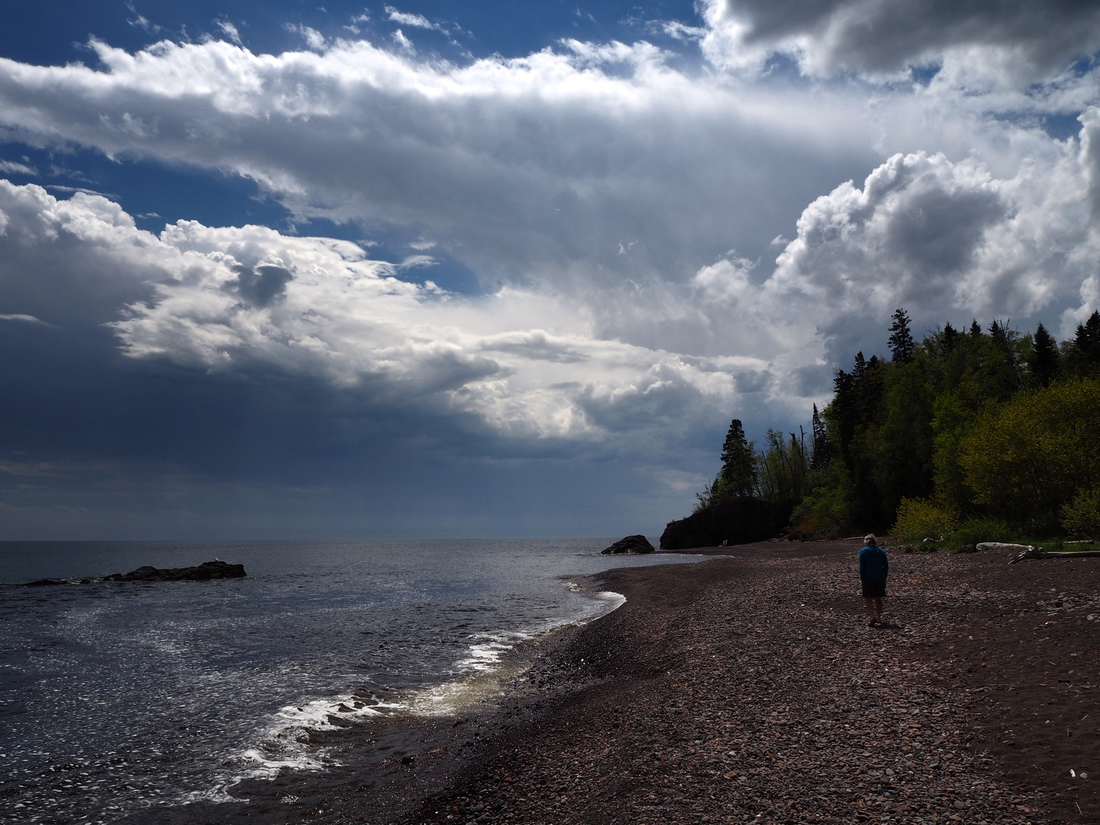 Lake Superior North Shore Minnesota