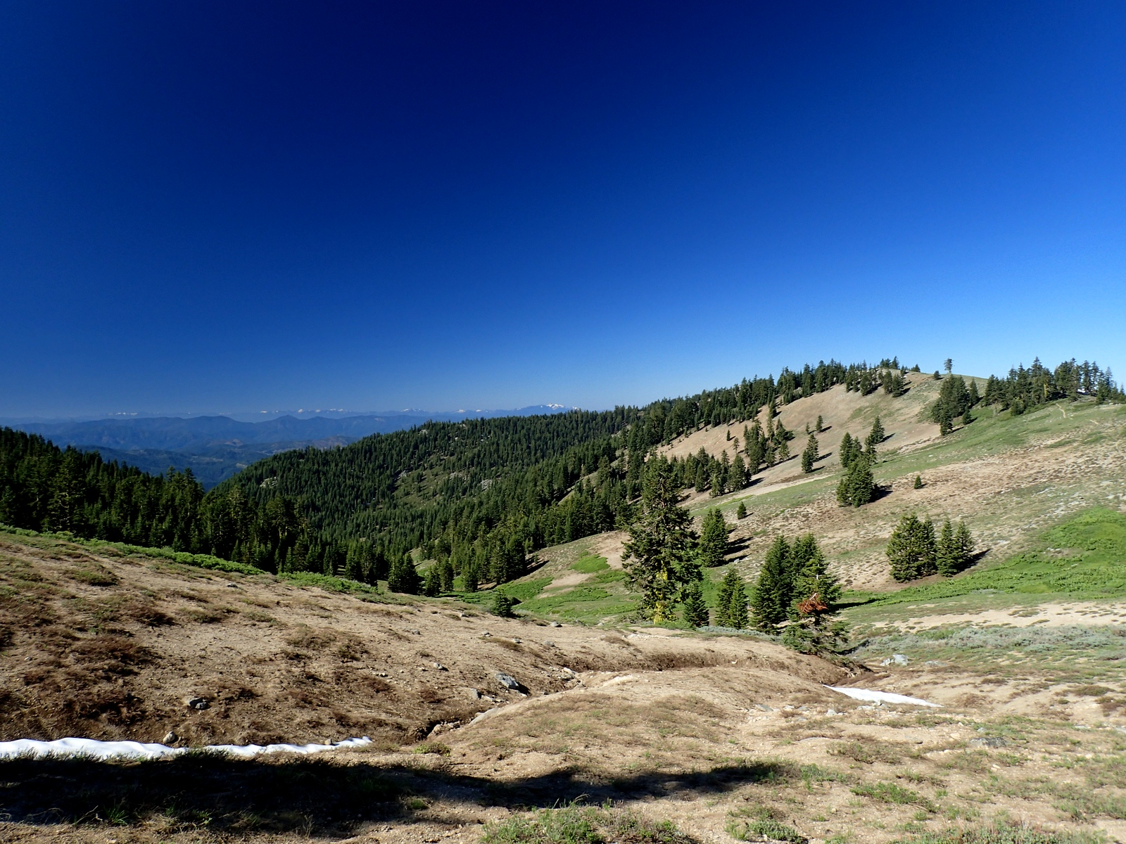 Siskiyou Peak Mount Ashland Oregon Oregon