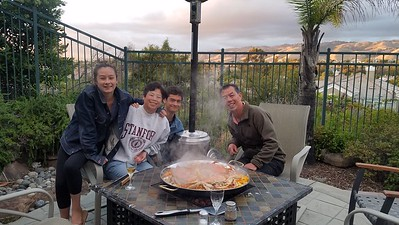 2017-06 San Jose Ida and Family visit for dinner