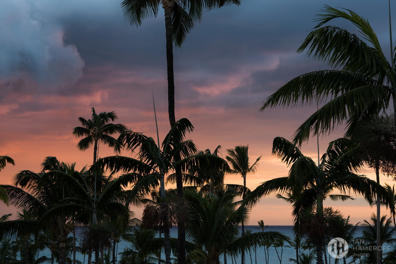 Waikoloa Sunset