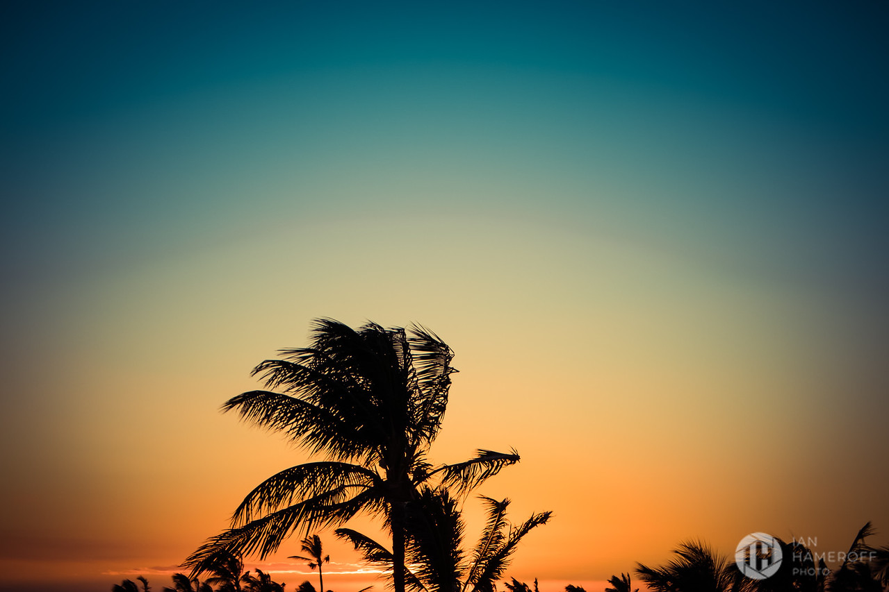 Colorful Sun Down