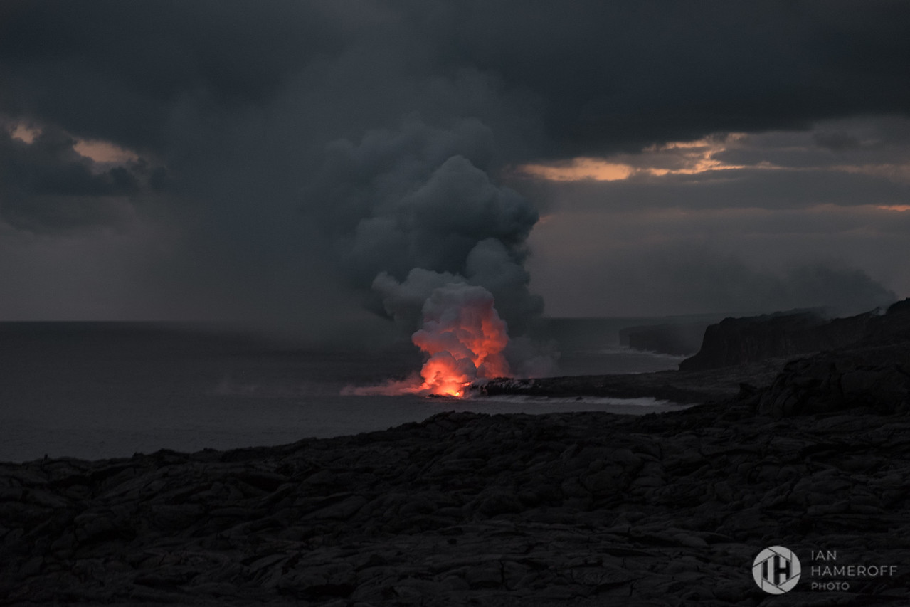 Hell Fire. Dark Waters.