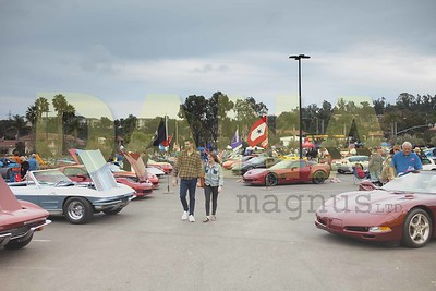 Flagkeepers Corvette Show 11.12.2017