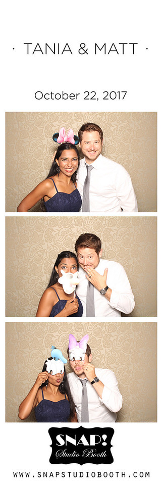 2017-10-22 Tania  & Matt's Wedding